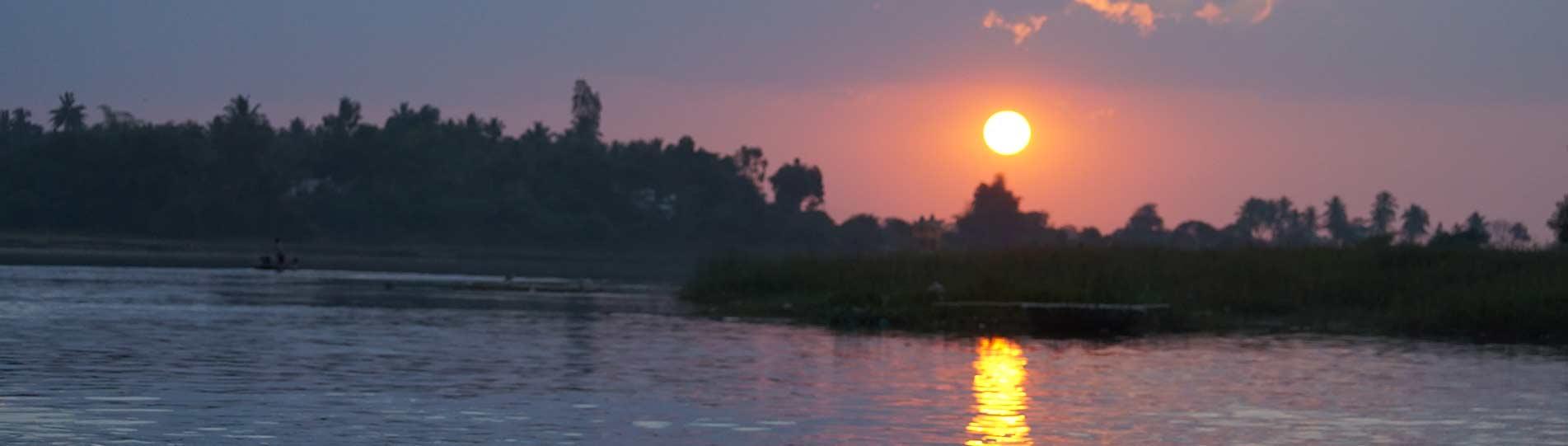 Amazing Sunset at Chukkimane