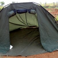 Camping tents in ChukkiMane
