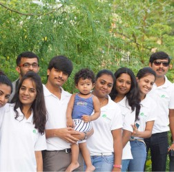 Corporate team building near Bangalore