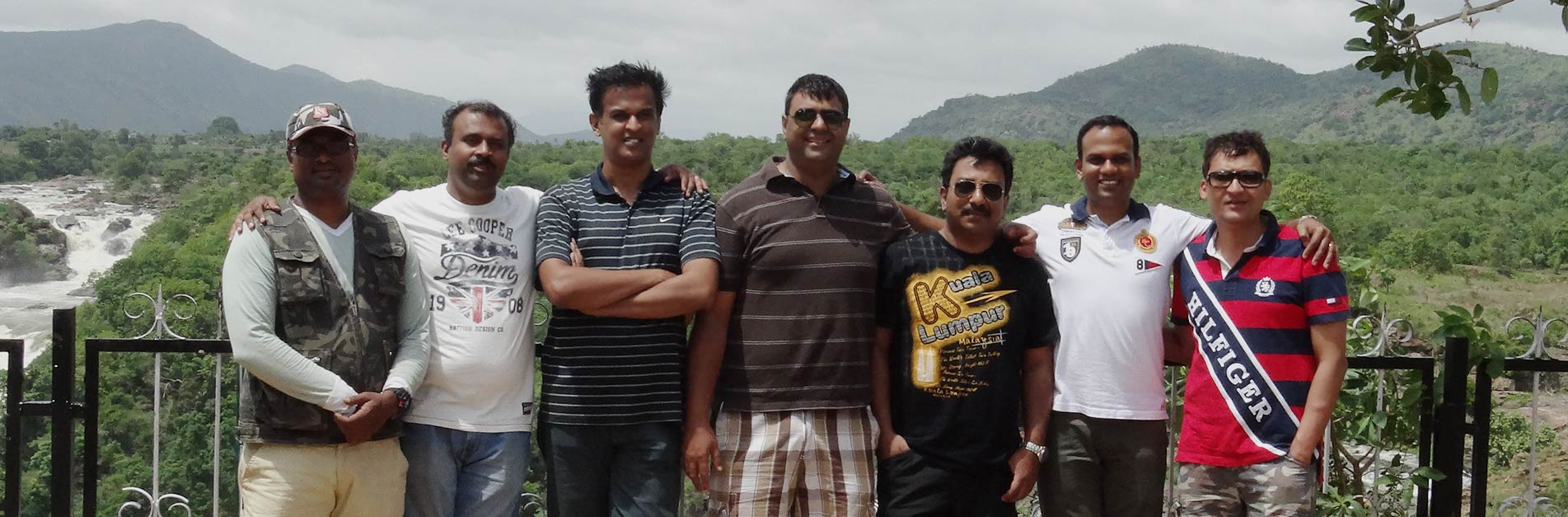 Corporate team outing resorts near Bangalore