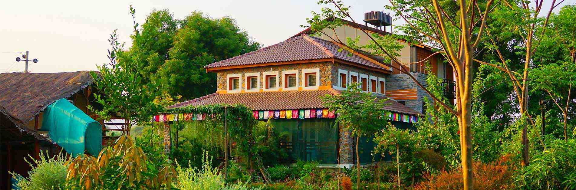 Chukkimane Eco Living near Bangalore