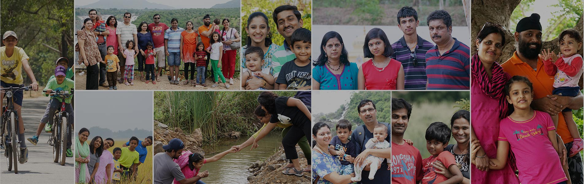 Happy and funfilled family outing resorts near Bangalore. Best place to view amazing waterfalls at Shivanasamudra
