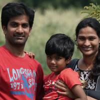 Family trip near mysore