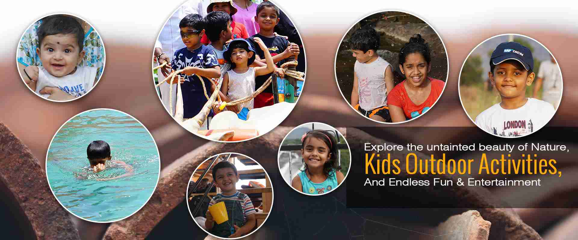 kids Outdoor Activities in Chukkimane