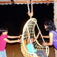 Kids enjoying indoor games