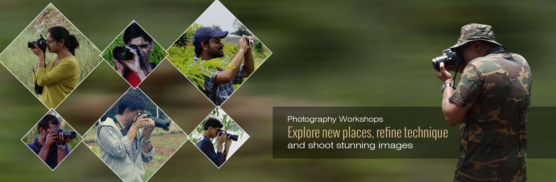 Nature Photography at Chukkimane