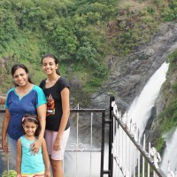 One day trip to Shivanasamudra waterfalls