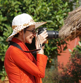 Photography tours in the midst of nature
