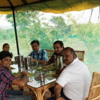 Pure vegetarian resort near Bangalore