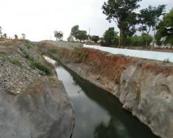 River stream near Gaganachukki