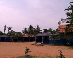 School at belakavadi near ChukkiMane