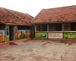 School near ChukkiMane