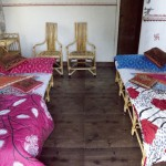 Sunrise room with double occupancy