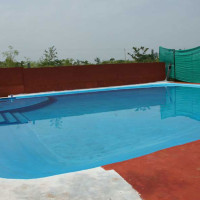 Swimming pool resort Bangalore