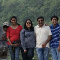 Weekend family trip to splendid waterfalls at Chukki Mane an ecoliving resort