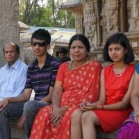 Weekend family trip near Bangalore