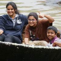 Coracle Ride Eco Trips